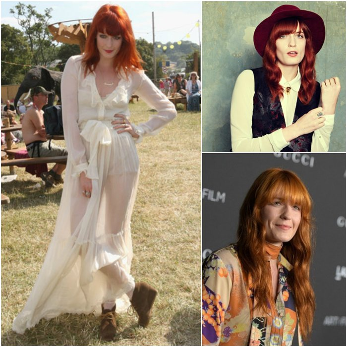 Florence and the machine style outfit
