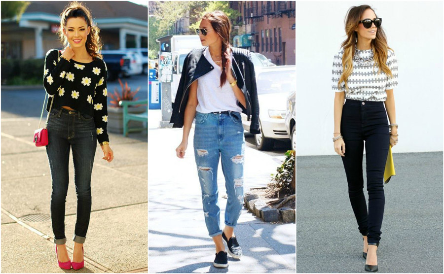 The Best High Waisted Jeans How They Should Fit What