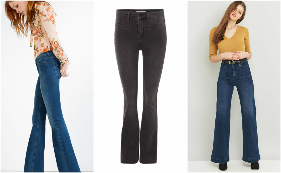High Waisted Bootcut Jeans | Jeans To