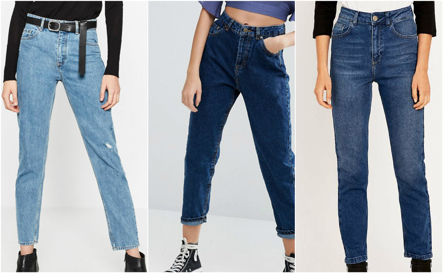 Best shop for high waisted jeans